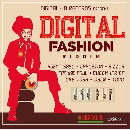 digital fashion riddim (reggae dancehall) – digital b