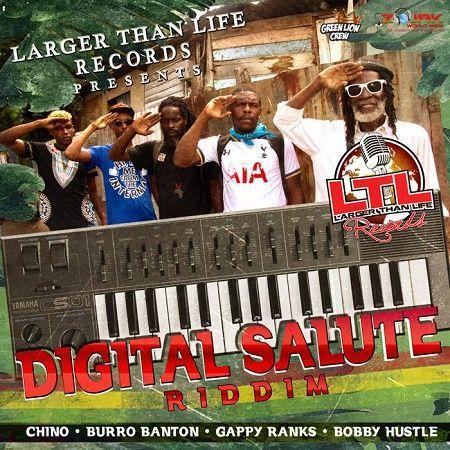 Digital Salute Riddim 2017