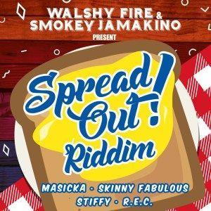 Spread Out Riddim 2017