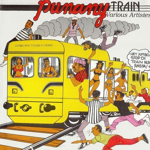 Punany Train Riddim Lp 198x