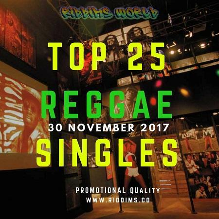 Jamaica Reggae Top25 2017