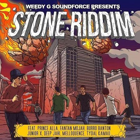 stone riddim – weedy g soundforce