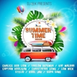 Dj Eek Summer Time Riddim 2017