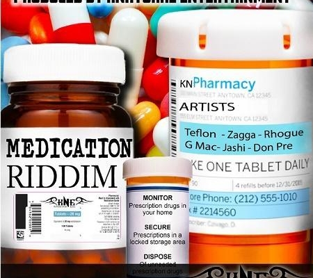 Medication Riddim 2017