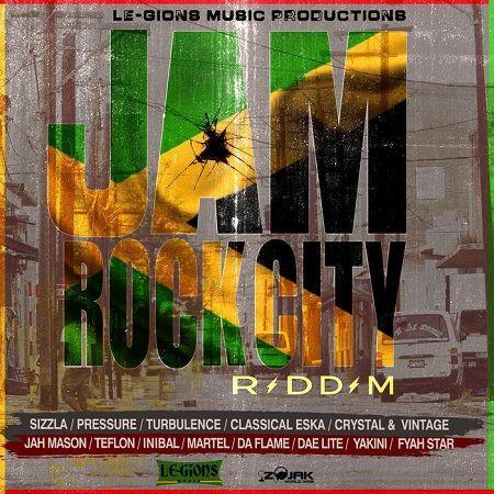 Jamrock City Riddim 2018
