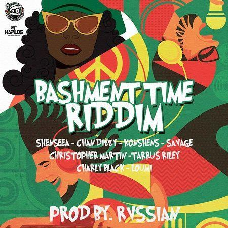 Bashment Time Riddim 2018
