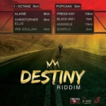 My Destiny Riddim 2018