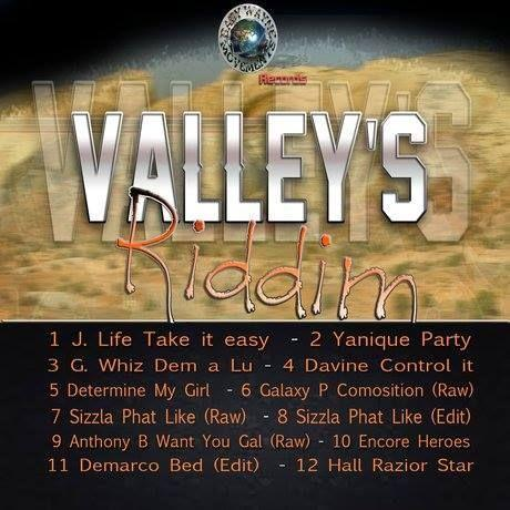 Valleys Riddim 2018
