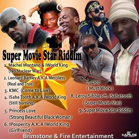 Super Movie Star Riddim 2018