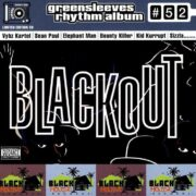00 Blackout Riddim 2004 Gra52 Front Prev