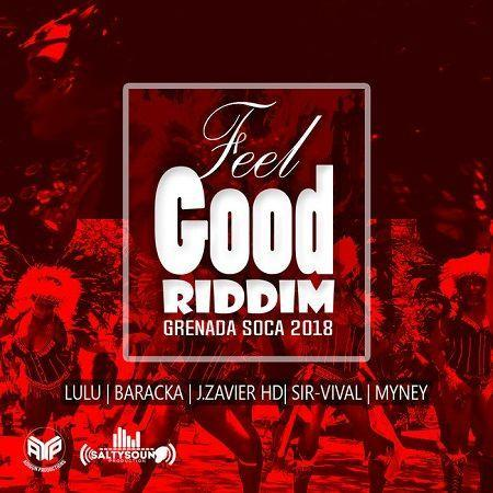 feel good riddim (soca) – salty sound