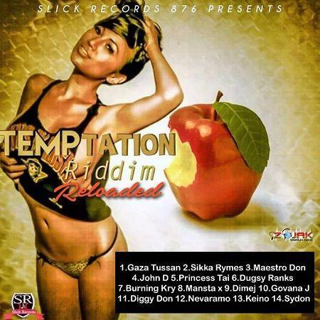 Temptation Riddim Reloaded Remastered