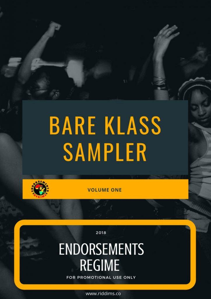 Bare Klass Sampler 1