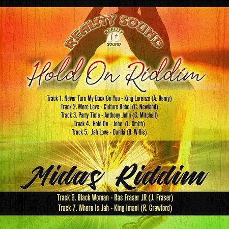 Hold On Midas Riddim 2018