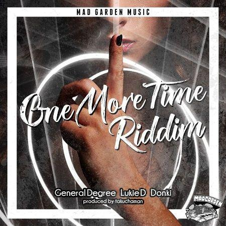 One More Time Riddim 2018