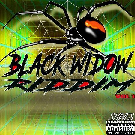 black widow riddim vol.1 – shines production