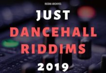 just dancehall riddims 2019 promo pack