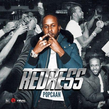 Popcaan Redress Cover