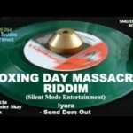 Boxing Day Massacre Riddim