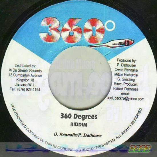360 Degrees Riddim