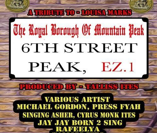 6th Street Peak Riddim