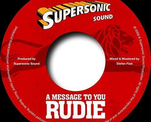 A Message To You Rudie Riddim