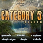 Category 5 Riddim Cover