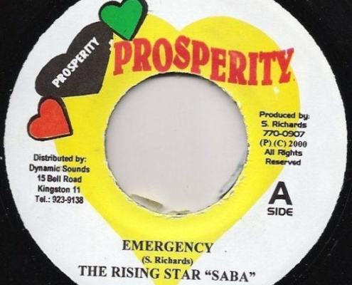 Emergency Riddim E1566610425699