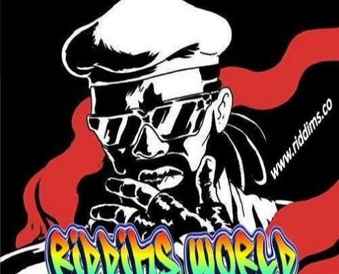Riddims World Logo 1 4