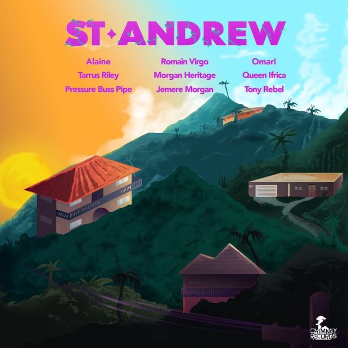 st andrew riddim review