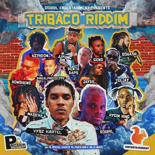 Tribaco Riddim 2019 Full