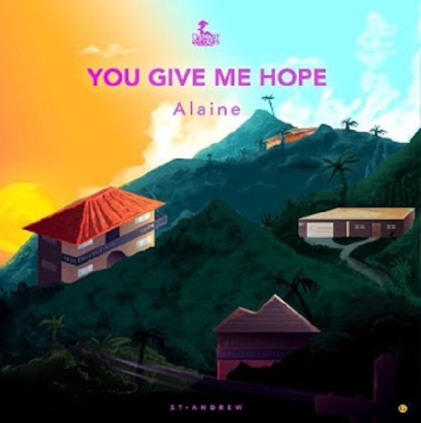 alaine – you give me hope – chimney records 2019