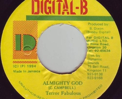 Almighty God Riddim 1