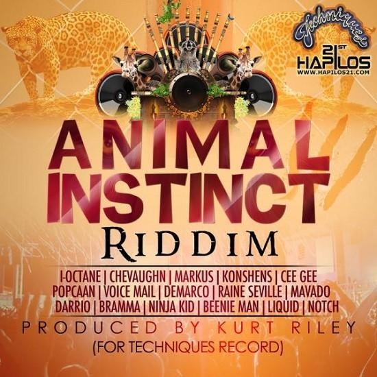 Animal Instinct Riddim