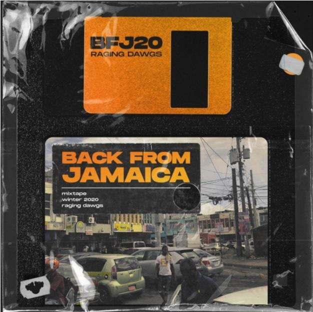 Back From Jamaica Mixtape 2020