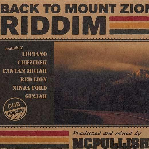 Back To Mount Zion Riddim