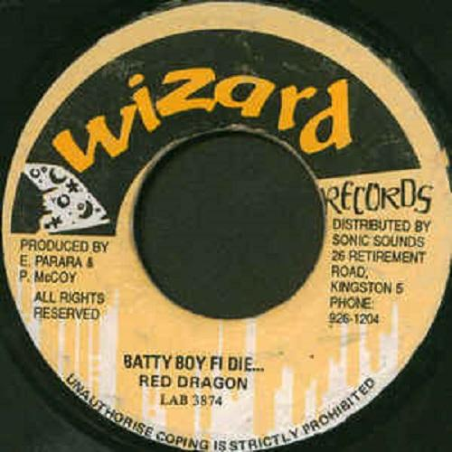 Batty Boy Fi Die Riddim Wizard Records