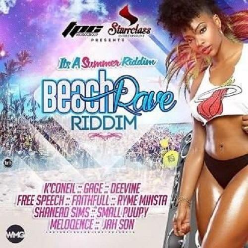 Beach Rave Riddim