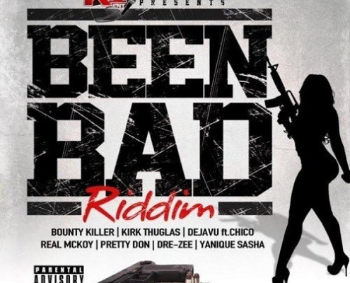 Been Bad Riddim K1 Entertainment