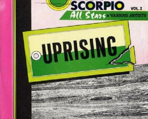 Black Scorpio Uprising Vol 2