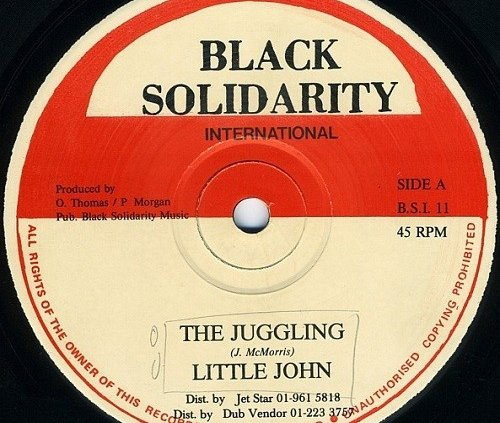 Black Solidarity Riddim