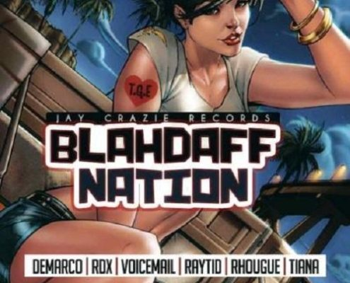 Blahdaff Nation Riddim