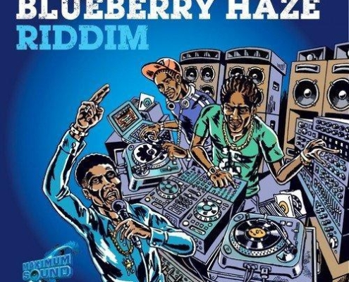 Blueberry Haze Riddim
