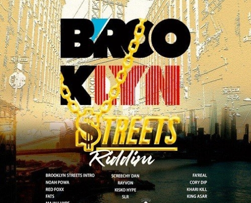 Brooklyn Streets Riddim Re Mastered