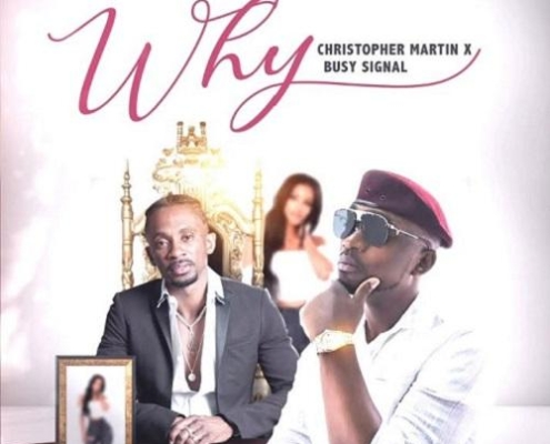 Busy Signal Christopher Martin Why