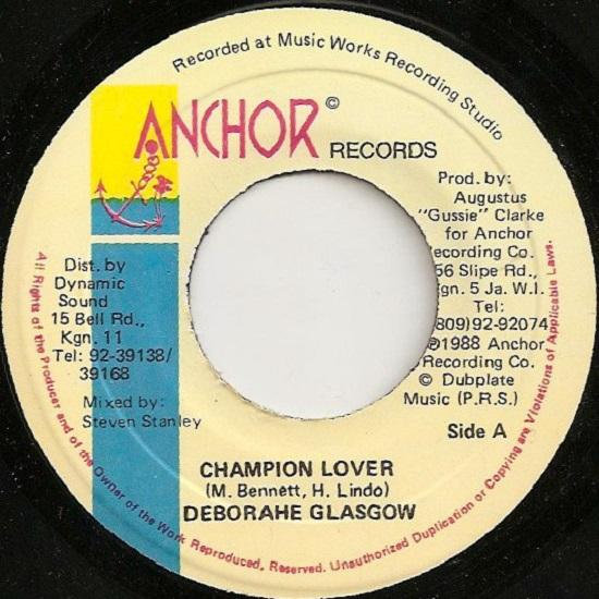 Champion Lover Riddim