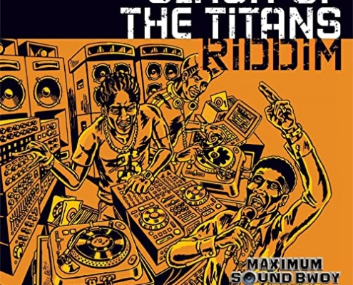 Clash Of The Titans Riddim