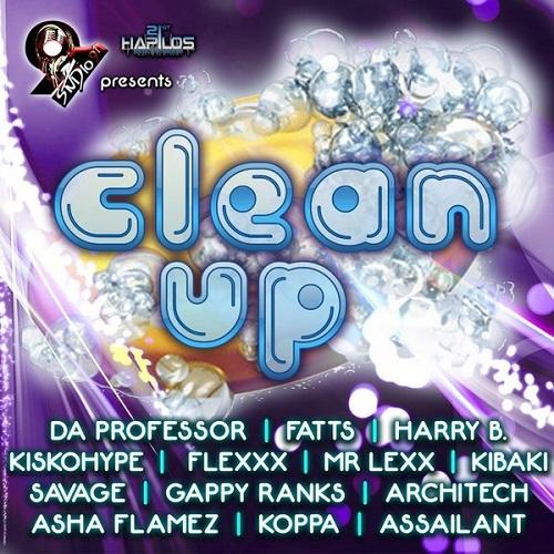 Clean Up Riddim Studio 91