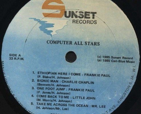 Computer All Stars 1985