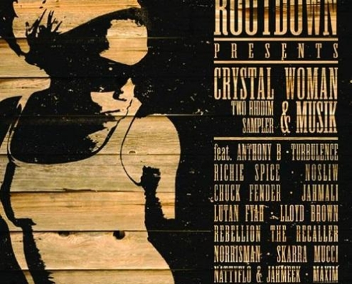 Crystal Woman Musik Two Riddim